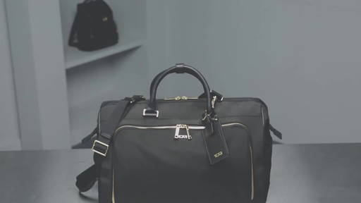 Tumi Larkin Annandale Duffel - image 10 from the video