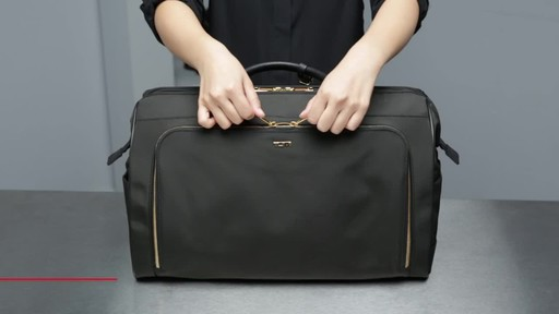 Tumi Larkin Annandale Duffel - image 3 from the video