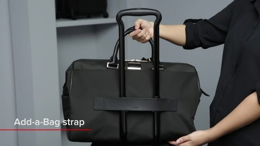 Tumi Larkin Annandale Duffel - image 6 from the video