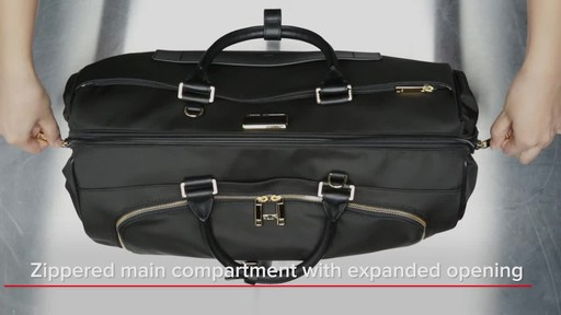 Tumi Larkin Annandale Duffel - image 7 from the video