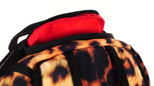 Sprayground Lil Leopard Shark Backpack - Shop eBags.com - image 7 from the video