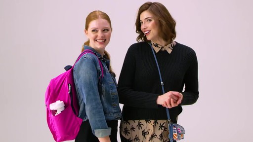 Vera Bradley Lighten Up Small Backpack - image 1 from the video