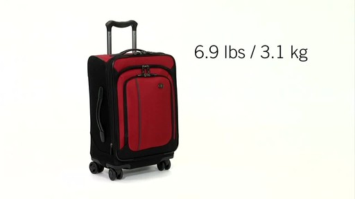 Victorinox WT 4.0 Dual-Casters - Lightweight - image 10 from the video