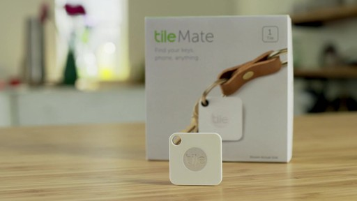 Tile Brand Tile Mate - on eBags.com - image 9 from the video