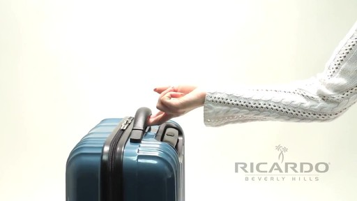 Ricardo Beverly Hills Venice Superlight Collection - eBags.com - image 3 from the video