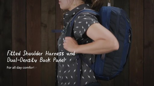 Gregory Border 35L Laptop Backpack - image 2 from the video