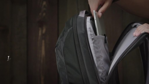 Gregory Border 35L Laptop Backpack - image 5 from the video