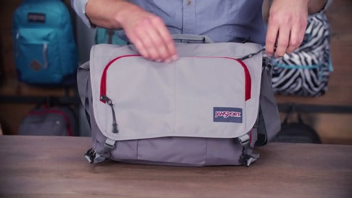 JanSport - Network Messenger - image 10 from the video
