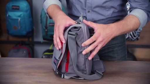 JanSport - Network Messenger - image 4 from the video