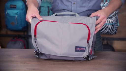 3fa326f43393 JanSport - Network Messenger - image 5 from the video