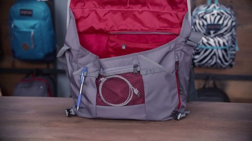 JanSport - Network Messenger - image 6 from the video