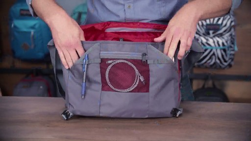 dcb20602a1ad JanSport - Network Messenger - image 8 from the video