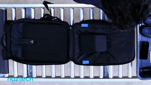 Naztech SmartPack Laptop Backpack - image 4 from the video