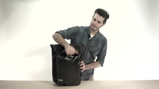 Timbuk2 Especial Bicycle Laptop Pannier - eBags.com - image 3 from the video