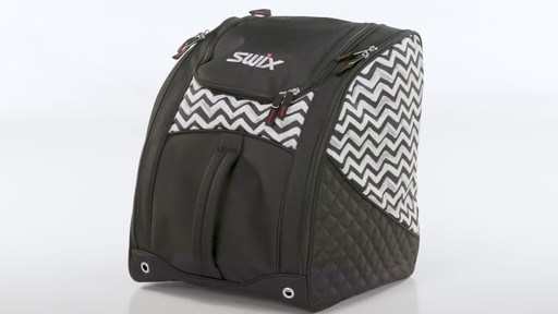 Swix Z Top LoPro Boot Bag - image 1 from the video