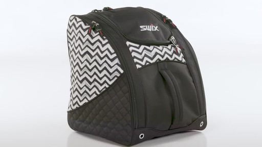 Swix Z Top LoPro Boot Bag - image 9 from the video