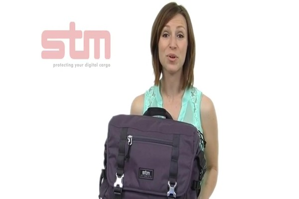 STM Bags Trust Shoulder Bag - image 10 from the video