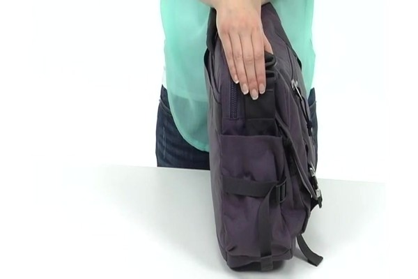 STM Bags Trust Shoulder Bag - image 3 from the video