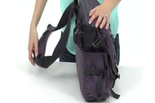 STM Bags Trust Shoulder Bag - image 4 from the video