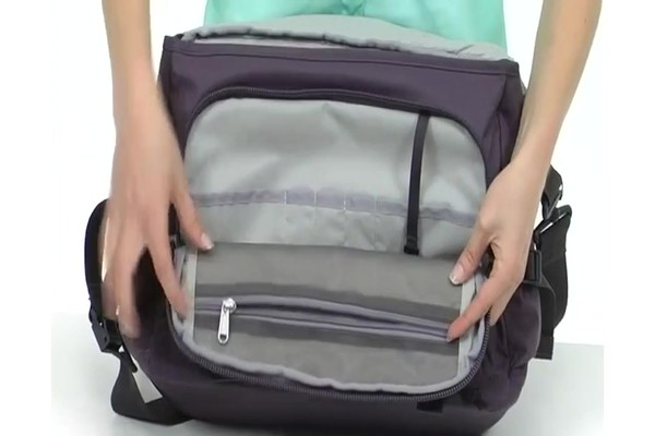 STM Bags Trust Shoulder Bag - image 7 from the video