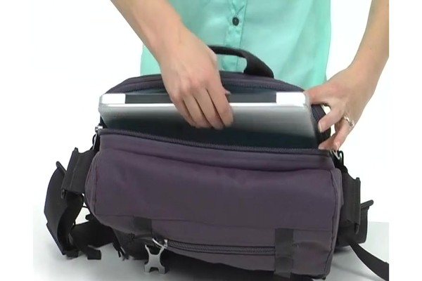 STM Bags Trust Shoulder Bag - image 9 from the video