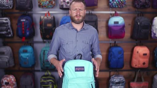JanSport SuperBreak Backpack - eBags.com - image 2 from the video