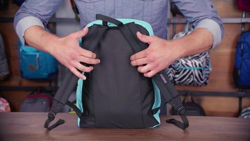 JanSport SuperBreak Backpack - eBags.com - image 4 from the video