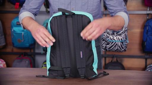 JanSport SuperBreak Backpack - eBags.com - image 5 from the video