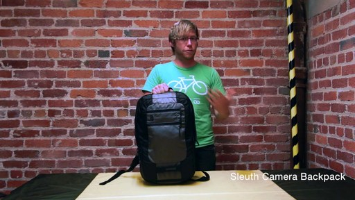 Timbuk2 - Sleuth - image 1 from the video