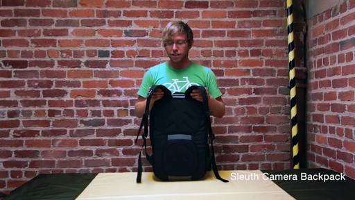 Timbuk2 - Sleuth - image 10 from the video