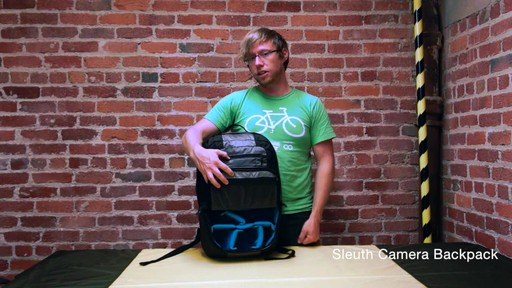 Timbuk2 - Sleuth - image 2 from the video