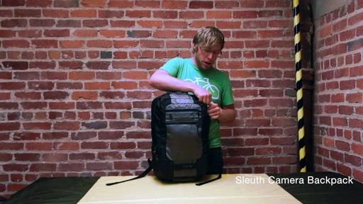 Timbuk2 - Sleuth - image 4 from the video