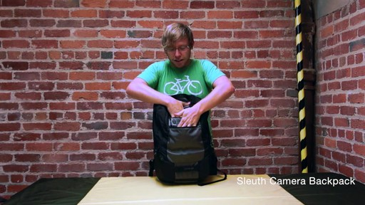 Timbuk2 - Sleuth - image 8 from the video
