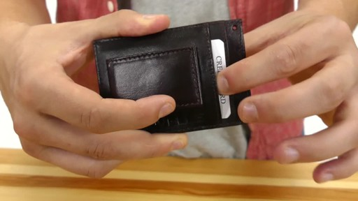 Suvelle Mens Slim Magnetic Money Clip Front Pocket Wallet - image 5 from the video