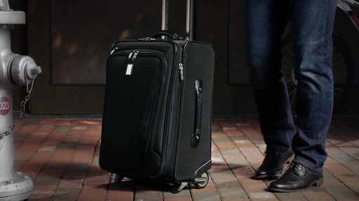 Travelpro Crew 11 Luggage - on eBags.com - image 5 from the video
