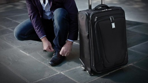 Travelpro Crew 11 Luggage - on eBags.com - image 8 from the video