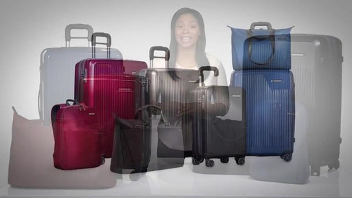 Briggs & Riley Sympatico Collection - on eBags.com - image 1 from the video