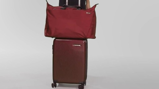 Briggs & Riley Sympatico Collection - on eBags.com - image 3 from the video