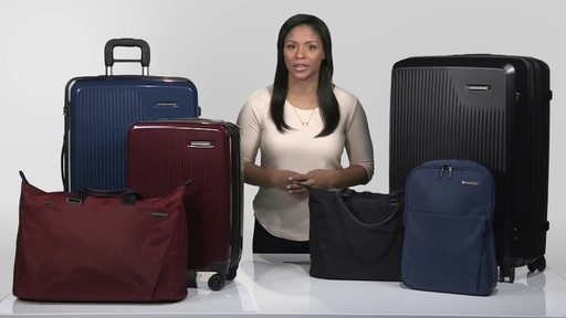Briggs & Riley Sympatico Collection - on eBags.com - image 9 from the video