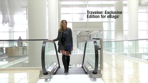 Travelon Anti-Theft Welted Crossbody Phone Pouch - image 1 from the video