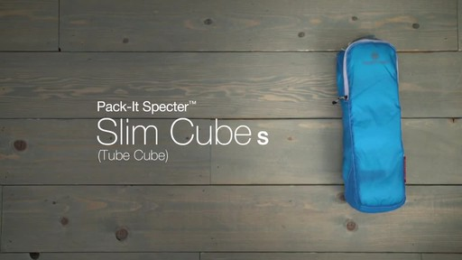 Eagle Creek Pack-It Specter Tube Cube - image 10 from the video