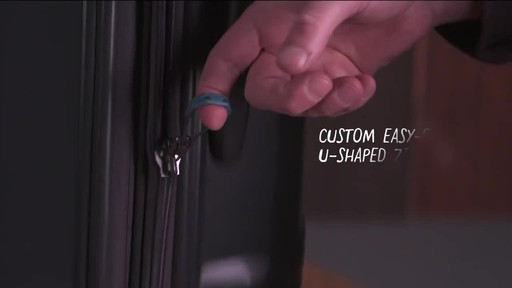 Gregory Quadro Spinner Luggage - image 4 from the video