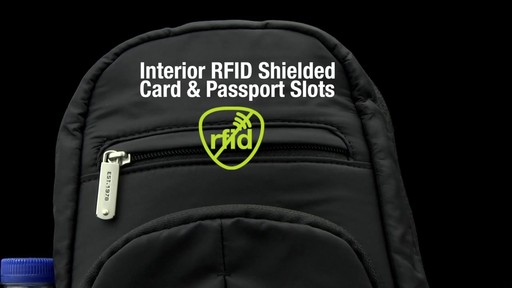 Travelon Anti-Theft Classic Light Sling - eBags.com - image 5 from the video