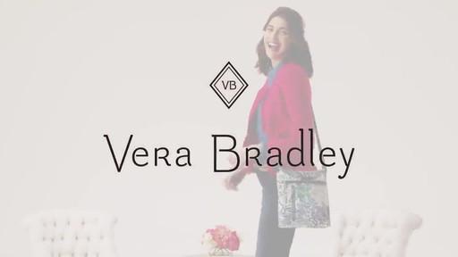 Vera Bradley Travel Ready Crossbody - image 10 from the video