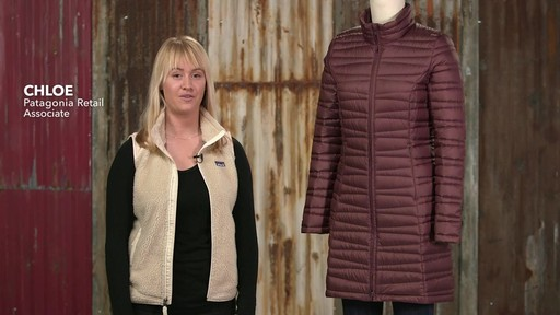 Patagonia Womens Fiona Parka - image 1 from the video