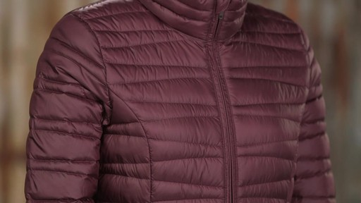 Patagonia Womens Fiona Parka - image 3 from the video