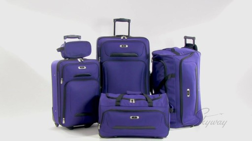 Skyway Montlake 5 Piece Luggage Set Rundown - image 1 from the video
