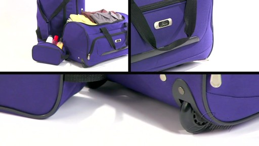 Skyway Montlake 5 Piece Luggage Set Rundown - image 10 from the video