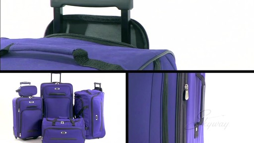 Skyway Montlake 5 Piece Luggage Set Rundown - image 3 from the video