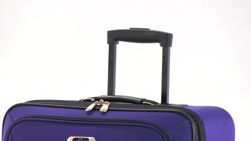 Skyway Montlake 5 Piece Luggage Set Rundown - image 4 from the video